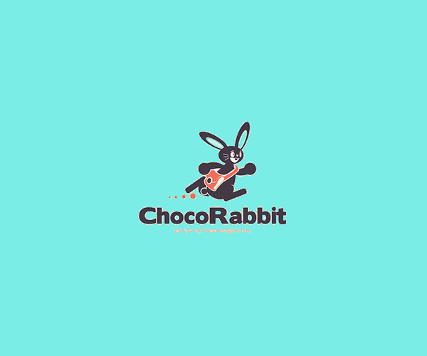 Download Choco Rabbit Logo For Free
