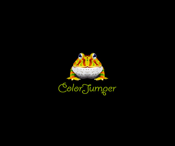 Download Color Jumper Frog logo