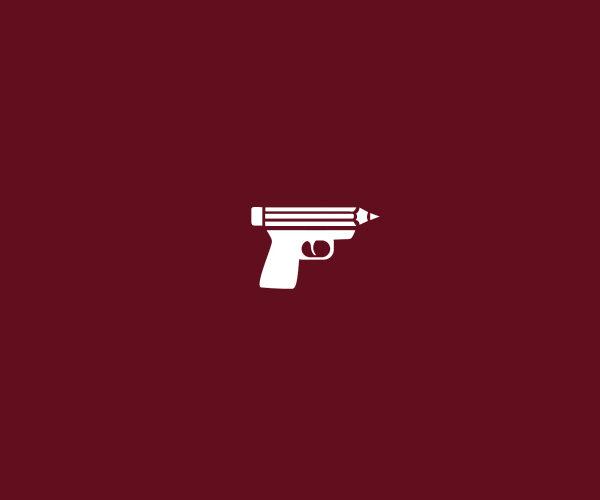 Download Creative Gun Logo For Free