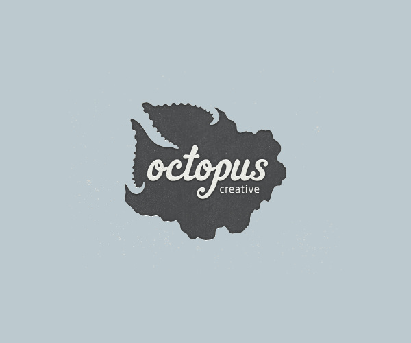 Download Creative Octopus Logo For Free