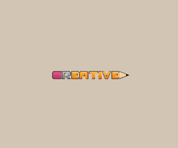 Download Creative Pencil Logo For Free