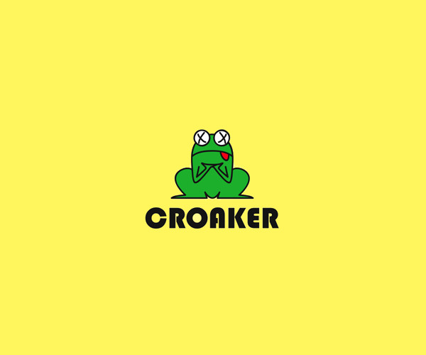 Download Croaker Frog logo
