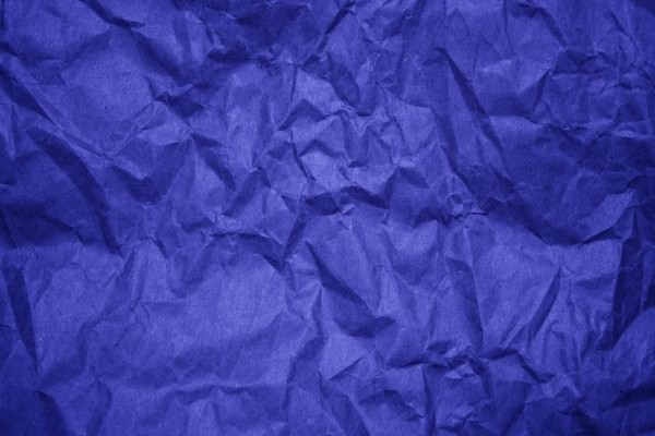 Download Crumpled Dark Blue Paper Texture