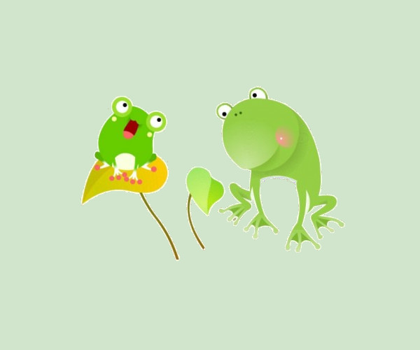 Download Cute Frog logo