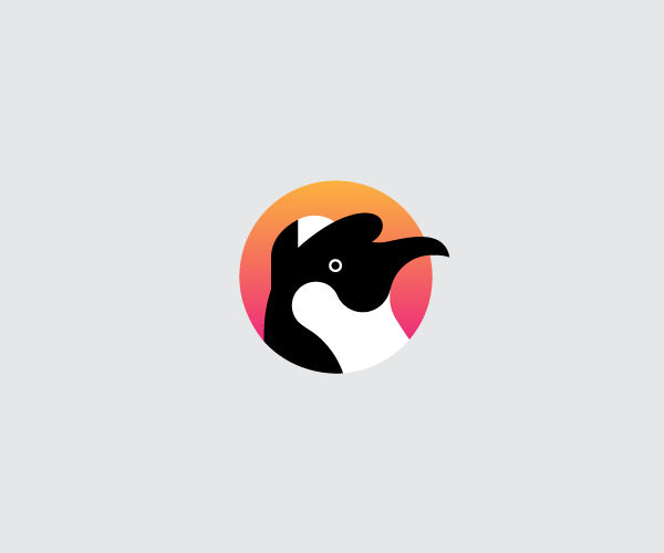 Download Cute Penguin Logos