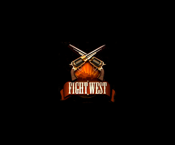 Download Fight West Gun Logo For Free