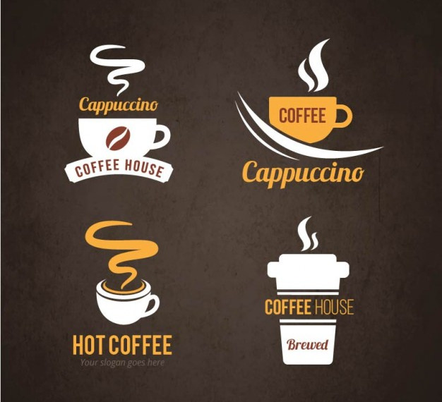 Download Free Coffee Logos