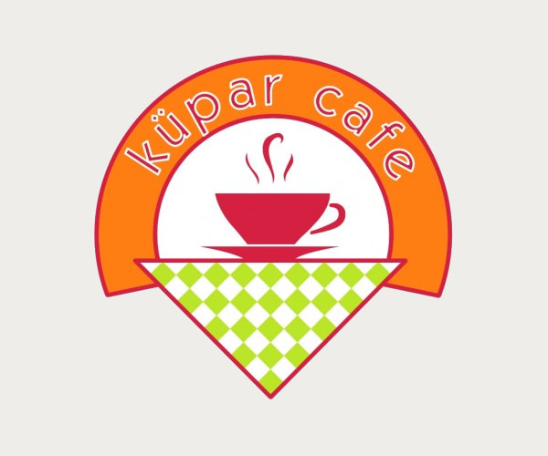 Download Free Kupar Cafe Logos