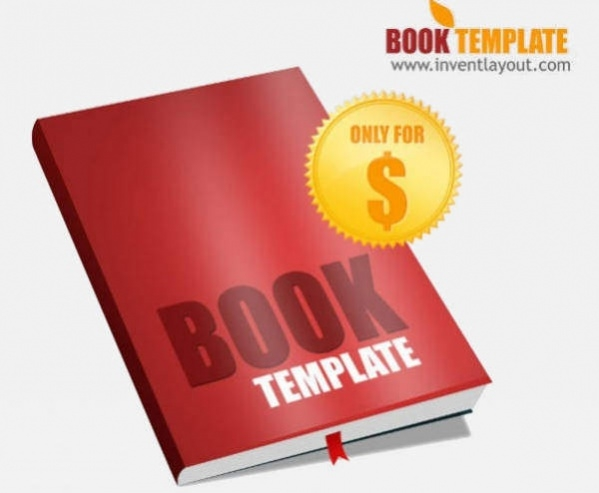 Download Free PSD Book Cover Mockup 222