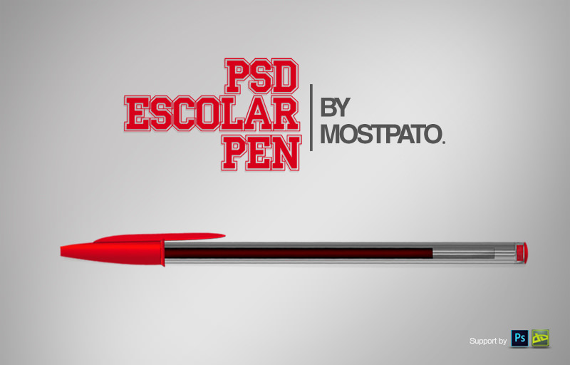 Download Free Pen Mockups