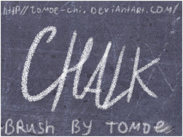 Download Free Photoshop Chalkbrush
