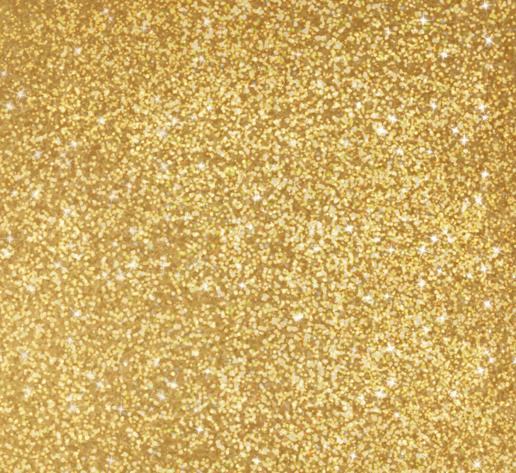 Download Free Vector Gold Glitter Background