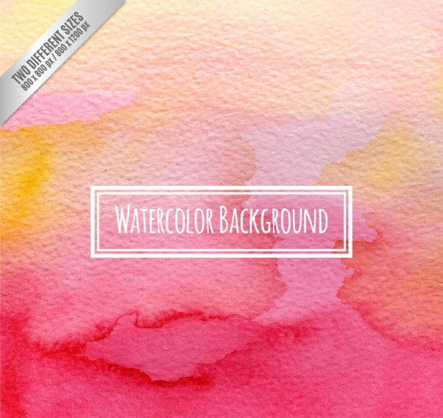 Download Free Vector Watercolor Background