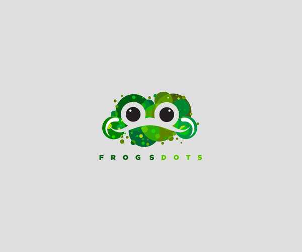Download Frog Dot logo