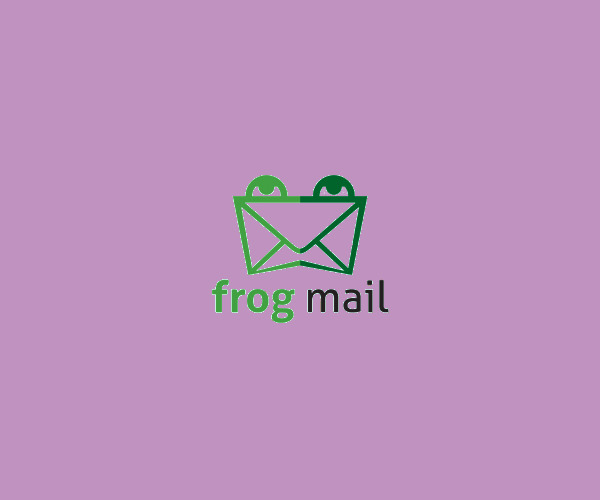 Download Frog Mail Logo For Free