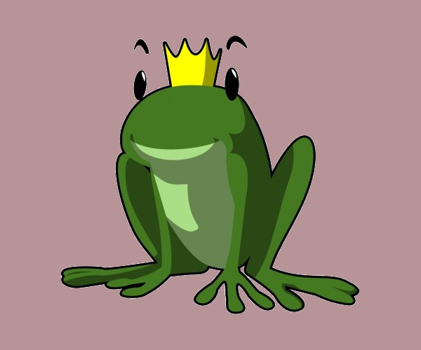 Download Frog Prince Logo