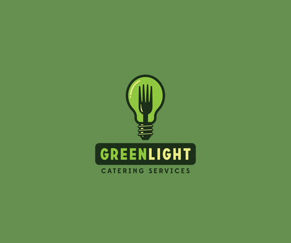 Download Green Bulb Logo For Free