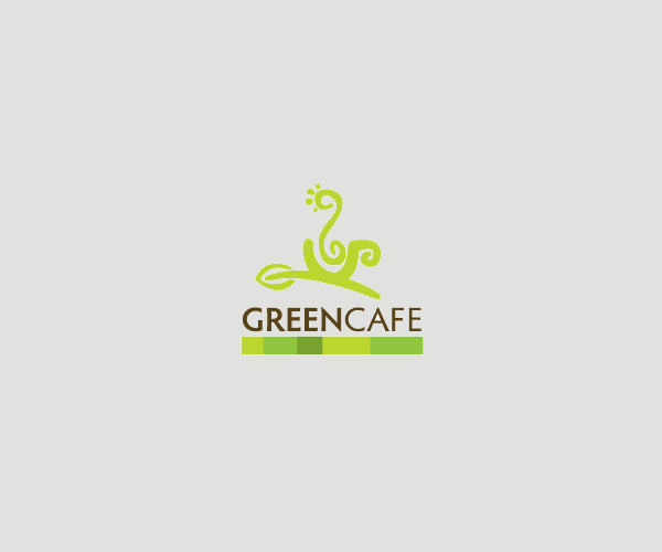Download Green Cafe Logo