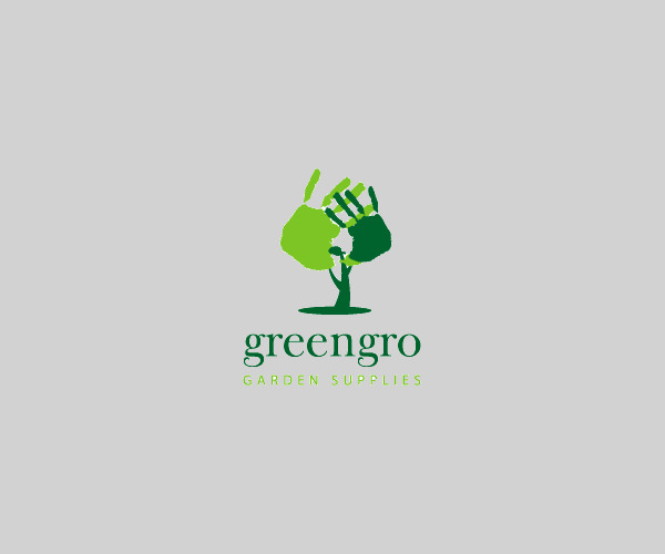 Download Green Garden Logo For Free