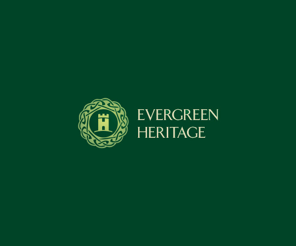 Download Green Heritage Logo For Free
