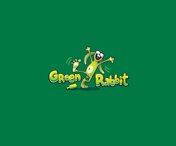Download Green Rabbit Logo For Free