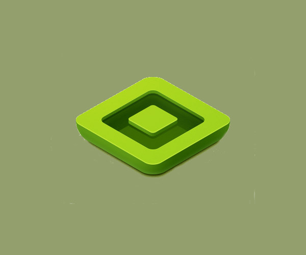 Download Green Square Logo For Free
