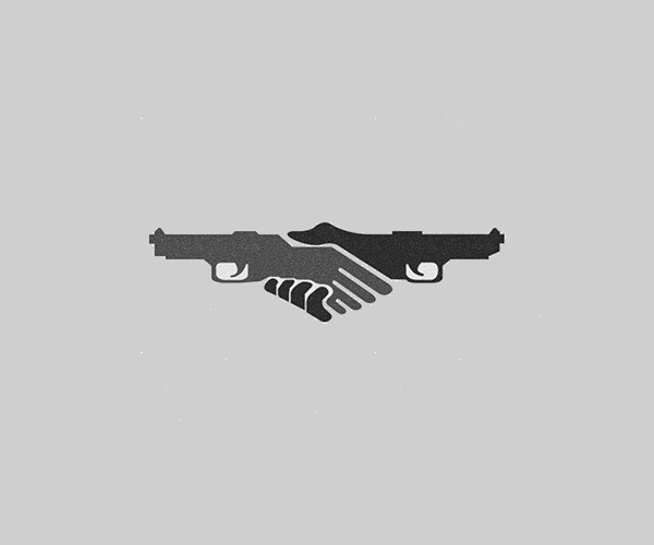 Download Hands Gun Logo For Free