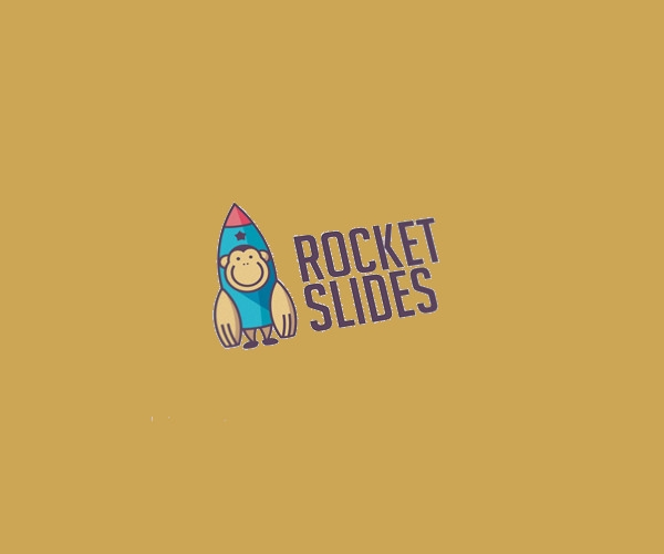 Download Monkey Rocket Logo Design