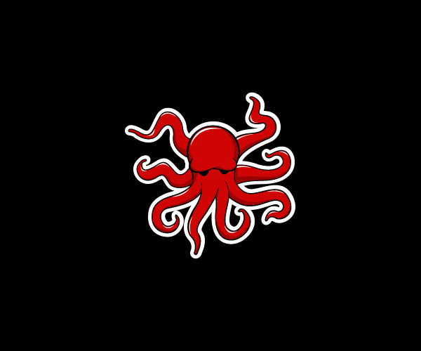 Download Monster Octopus Logo For Free
