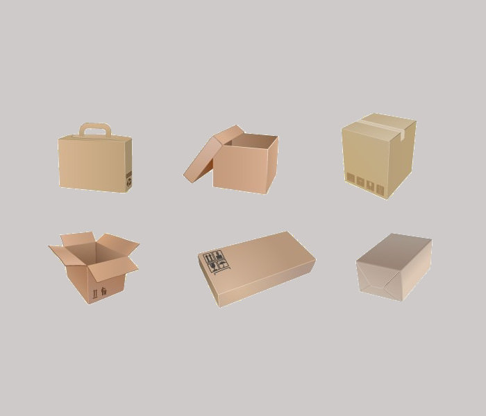 Download Packaging box mockup