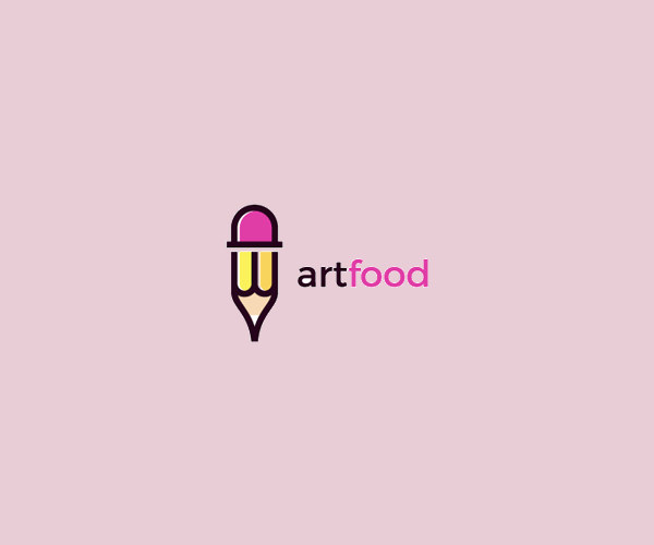 Download Pencil Fork Logo For Free