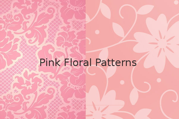 Download Pink Floral Patterns