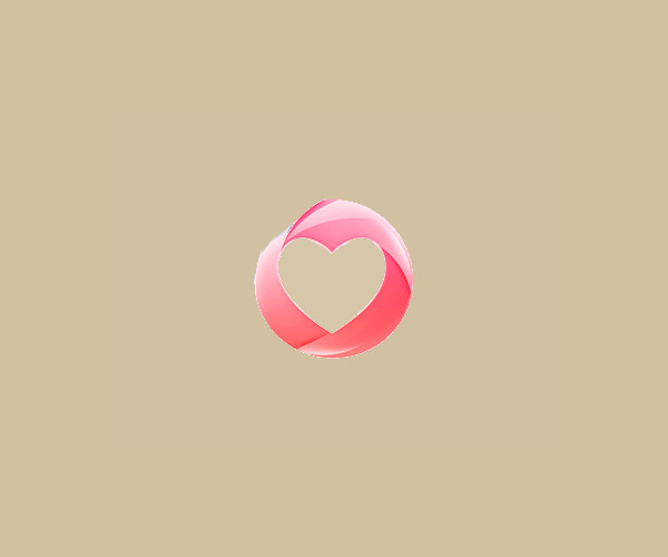 Download Pink Heart Logo For Free