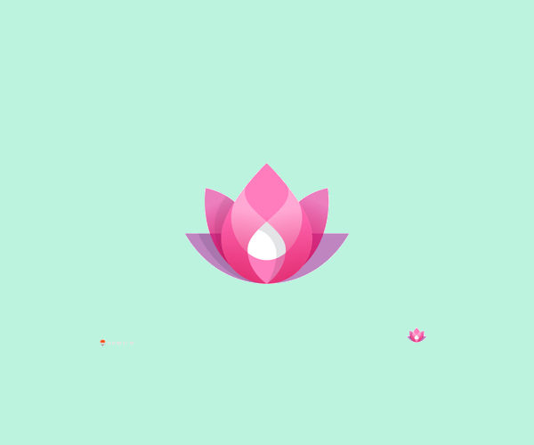 Download Pink Lotus Logo For Free