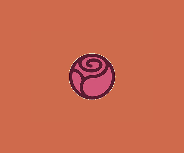 Download Rose Flower Logo For Free