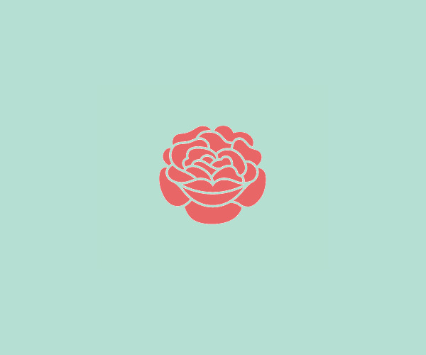 Download Smile Flower Logo For Free