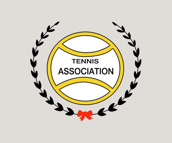 download tennis association logo for free