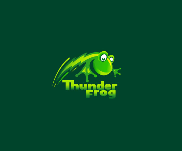 Download Thunder Frog logo
