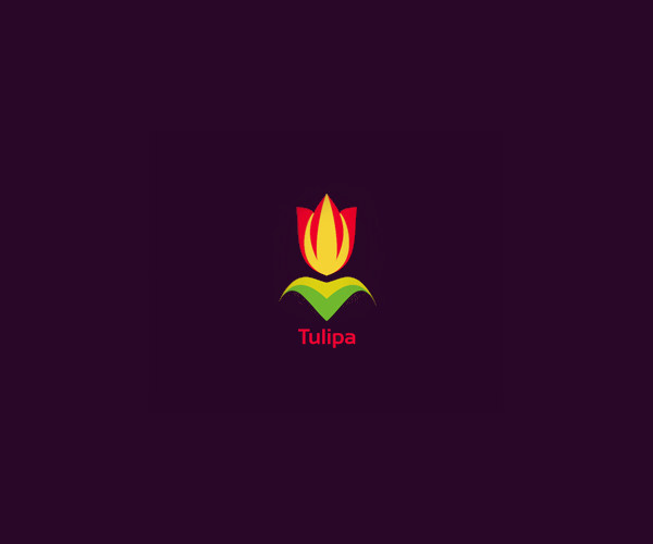 Download Tulipa Logo For Free