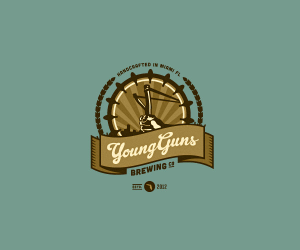 Download Young Gun Logo For Free