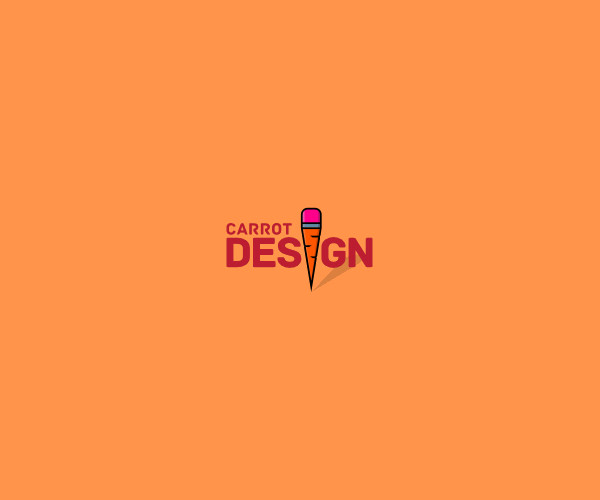 Download carrot Design Pencil Logo