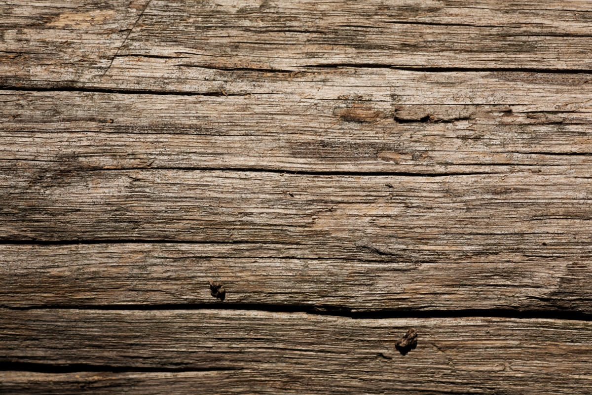 Dry Old Wood Texture Background