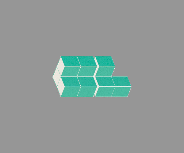 Excellent Isometric Logo For Free
