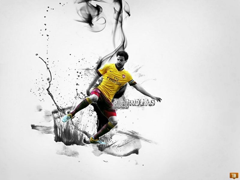 Excellent Soccer Background For Free