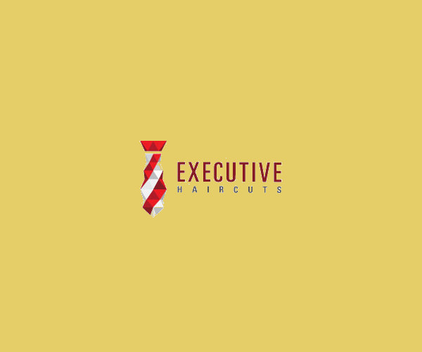 Executive Tie Logo Design For Free