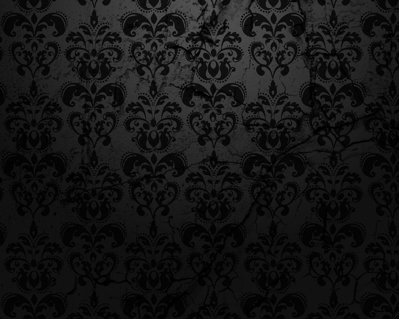 Fantastic Black Pattern For Download