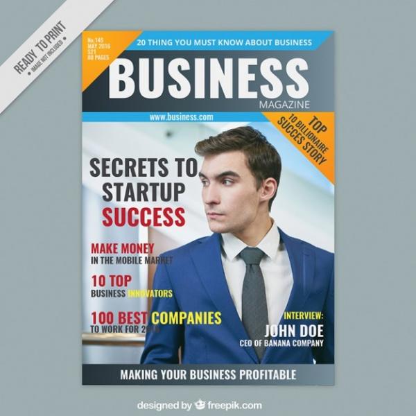 Financial Entrepreneur Magazine Cover