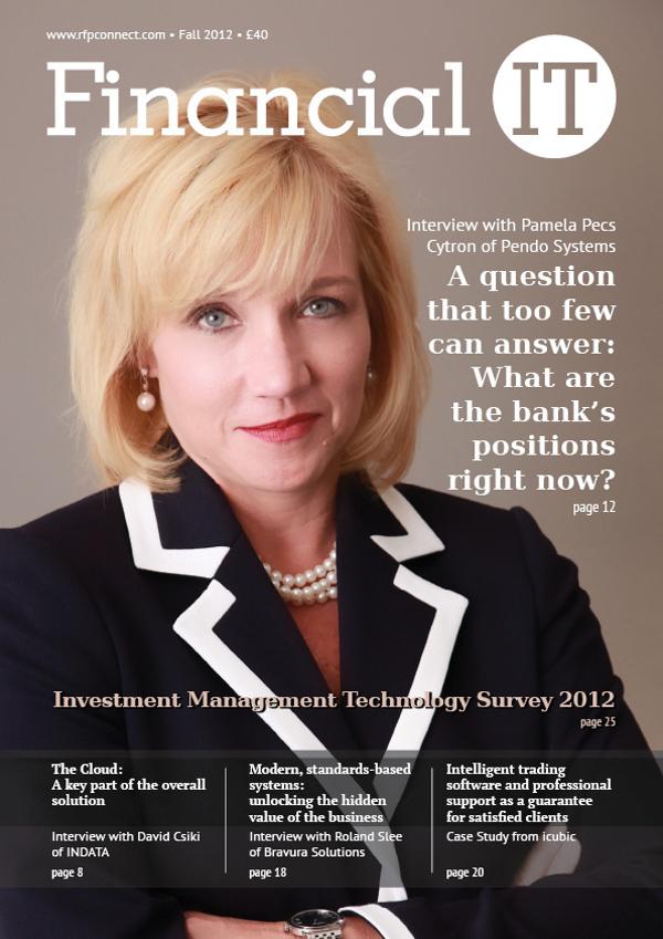 Financial IT Technology Magazine