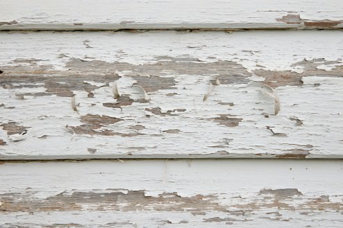 Five Old Rough Weatherboard Wall White Wood Backgrounds