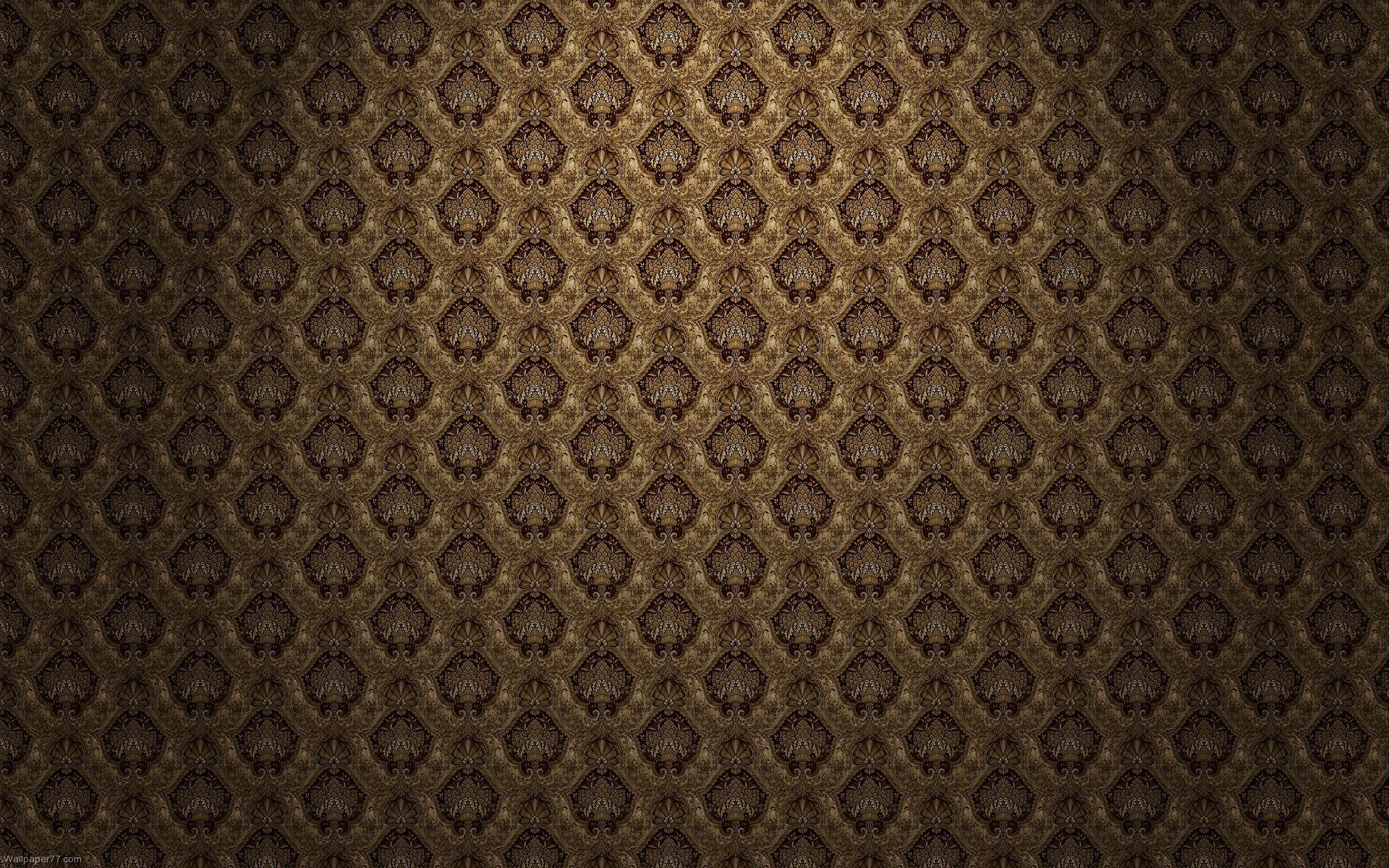 Free Awesome Brown Pattern For You